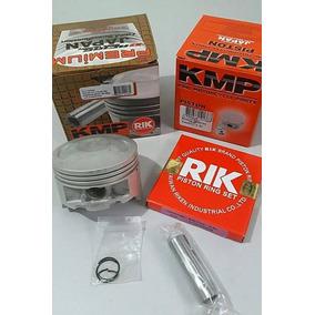 Kit Pistão Taxado Crf 230 Anéis Rik Competição 67mm 240cc