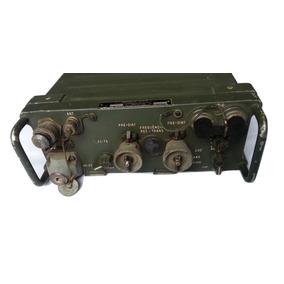 Radio Militar Erc 110 Telefunken Promoção Aproveite A Oferta