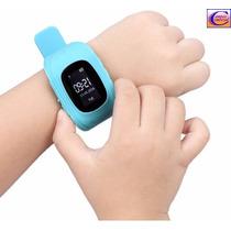 Smart Watch P/ Niños Q50 Con Rastreo Satelital Gps Gprs