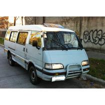 Asia Motors (kia) Topic 1994 Diesel, Dir, Furgon Con Vidrios