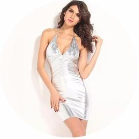 Vestido De Transfer Y Lentejuelas Natassja Na-21014