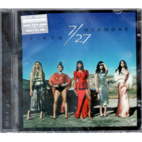 Fifth Harmony - 7/27 ( Deluxe ) Cd 2016 - Los Chiquibum