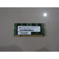 Memória Ram 2gb Ddr2 Notebook Acer Cce Positivo Hp Dell Lg