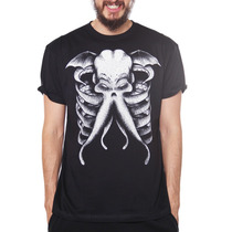 Playera King Monster Modelo Cthulhu Torax