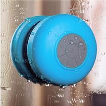 Caixa Som Bluetooth Speaker Shower Prova D