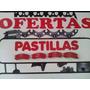Pastillas De Freno No 7332 Delanteras Chevrolet Swif 1.3&1.6