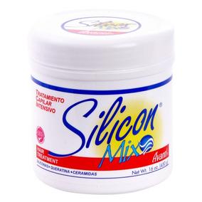 Máscara De Tratamento Capilar Silicon Mix Avanti 450 Gr