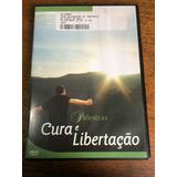 Dvd Palestras Cura E Libertação Fábio De Melo Canção Nova