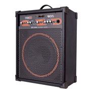 Caixa De Som Amplificada Multiuso 80w Usb Bt Trx12 Ll Audio