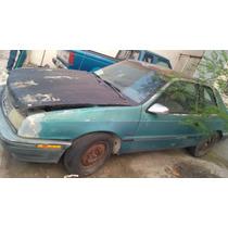 Chrysler Shadow 2p Tipico Aut 1992