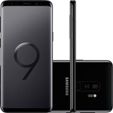 Celular Samsung Galaxy S9 Plus Preto 128gb Tela Infinita 6.2