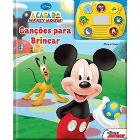 Livro Mickey - Colorir