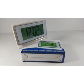 0fff3428b62 Termômetro Digital Interior Exterior Sensor Externo Relógio ...