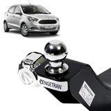 Engate Reboque Inmetro Novo Ford Ka Hatch 15/16 Com Garantia