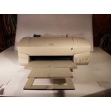 Impresora Epson Stylus Color 670 Enciende Pero No Imprime