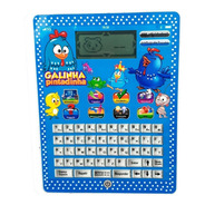 Tablet Infantil Educativo Galinha Pintadinha Em Português