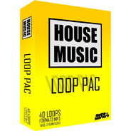Sample Pac House Music Loops - Pacote De Samples P/ Djs