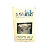 Soporte Manhattan 424226 Teclado Cpu Bvn