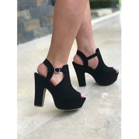 3ae154c60c1 Ropa Bellas Sandalias Azaleia Oferta - Zapatos Negro en Mercado ...