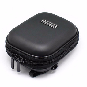 Leilao Lote 10 Capa Case Bag P/ Camera Digital Preta A3936