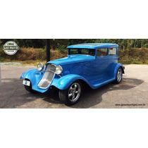 Ford Tudor 1932 Hot Rod, Ñ Rat Fordinho V8