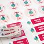 Etiquetas Para La Ropa Utiles Con Nombre Mas Protectores