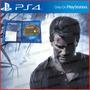 Uncharted 4 Ps4 A Thiefs End Envio Juego Fisico Cd Original