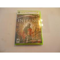Dante´s Inferno Lacrado Xbox 360 (mídia Física)