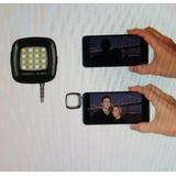 Flash Portatil Para Celular! 70%descuento
