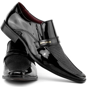 Sapato Social Gofer Linha Premium Ref.0258 Crispolinishop