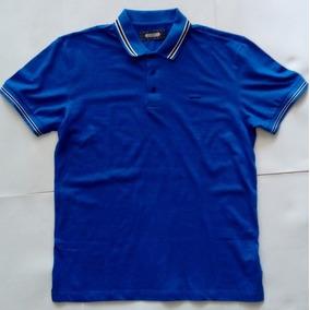fff95025db Camisa Polo Sommer Azul Frisos 025310541 Masculina Original