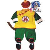 Dragon Ball Z Anime Disfraz Cosplay Gohan Halloween Talla 6