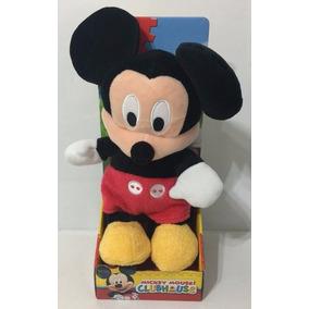 Disney - Peluche 25 Cm - Mickey - Jugueteria El Errante