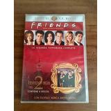 Friends Temporada 2 Dvd Nuevo