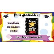 Libreta Graduación