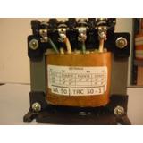Transformador De Control 50va 480-240 / 240-120v.