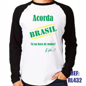 Acordi - Camisetas e Blusas para Masculino no Mercado Livre Brasil e36b6ac28bf