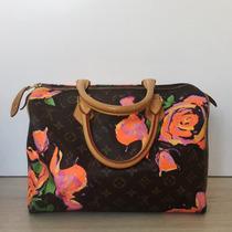 Bolsa Louis Vuitton Usada Original Edição Limitada