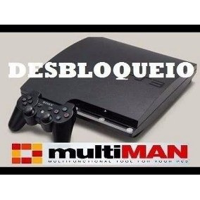 Desbloqueio De Playstation 3 - 100% Rodando Tudo - 4.81!