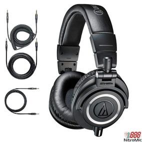 Fone Audio Technica Ath - M50x Monitor Studio Dj