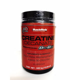 Creatina Musclemeds Decanate 300 G (60 Srvs)