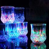 Vasos Led Con Luces A Colores