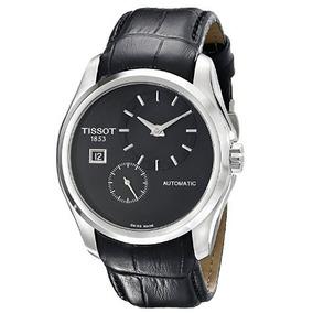 Relógio Tissot Masculino Couturier Preto Automático Date