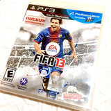 Fifa 13 Juego Ps3 Físico Original Fútbol Messi