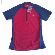 Camiseta Asics De Ciclismo E Triathlon Ss Tee Feminina