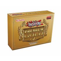 Yugioh Turbine Deck Caixa Cartas Yu-gi-oh! Premiere Ouro 2