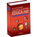 Enciclopedia Temática Ilustrada Educa.net Editorial Ruy Diaz