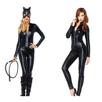 Sexy Disfraz Mujer Gatubela Halloween Y Envio
