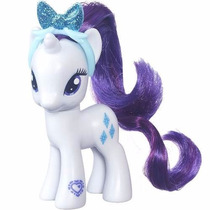 My Little Pony Chico Rarity Hasbro Giro Didáctico