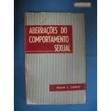 Livro Aberrações Do Comportamento Sexual Frank S. Caprio